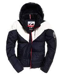 Superdry Jacket Size Chart Superdry Mens Albion Jacket Navy
