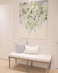 Wall Paneling Paint Color: Benjamin Moore Simply White OC-17. Sonja ...