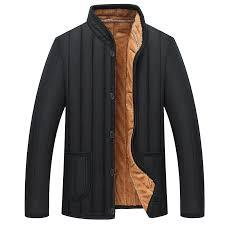 brand winter men jacket casual high