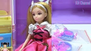 BabyBus - Tiki Mimi và Trò Chơi tủ quần áo đep mê ly của búp bê lelia tập 1  - YouTube