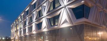 building facade lighting. Facade. Outdoor Lighting · References Building Facade R