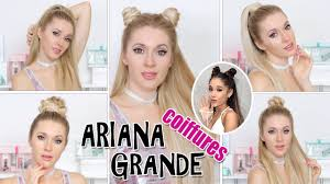 Top 5 Coiffures D Ariana Grande En 2 5 Minutes Rapide Et Facile