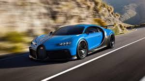 First is that rear wing, which seems like it belongs aboard a spacecraft in a star wars movie. The New Bugatti Chiron Pur Sport Is A 3m Drivers Hypercar Top Gear