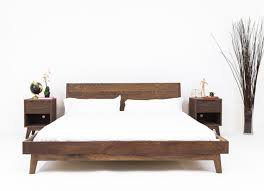 modern contemporary bedroom furniture fascinating solid. Bedroom:Fascinating Bedroom Furniture Ideas Mid Century Modern Style Bed Frame With A Smooth Wood Contemporary Fascinating Solid Y