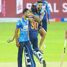 India vs Sri Lanka 2021, 3rd ODI ...
