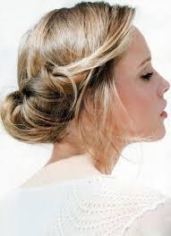 bun hairstyle 2017