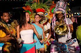 grand bahama island festivals events guide junkanoo parade