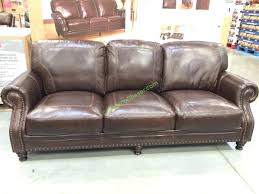 costco leather couches leather sofa cheers clayton leather sofa costco review