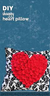 diy room decor ideas for teens cute bedroom decor like this gy heart pillow is
