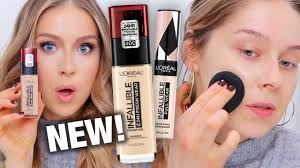 Infallible 24 Hour Fresh Wear Foundation by L'Oreal #5