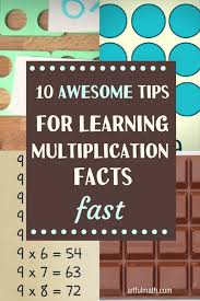 Learning Multiplication Facts: Top 10 Tricks For Memorizing The ...