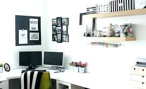 home office craft room ideas. Designing A Craft Room And Office Decorating Ideas Modern Black White Home :