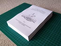 Как сшить диплом 🚩 Сшить дипломную работу 🚩 Высшее образование Распечатав редкую книгу из глобальной сети вы можете ее сшить