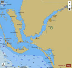 Nautical Charts Cape Coral Florida Fort Myers To Charlotte Harbor And Wiggins Pass Marine