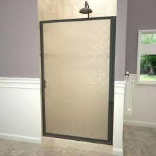 framed pivot shower doors franklin brass pivoting door kit n