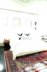 rug size for king bed area rug under bed best bedroom rugs bedroom rugs rugs for