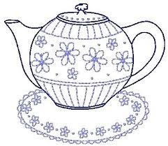 Teapot Coloring Page Teapot Coloring Page Cup Of Coffee Design Tea