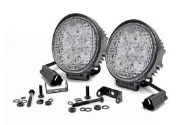 Round Led Lights 4 Led Round Lights Rough Country 70804