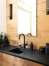 image result for flat oak matte black quartz architects countertop granite