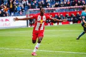 Patson Daka Continues Salzburg's Striker Legacy — BabaGol
