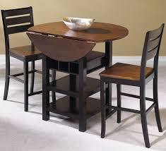cramco inc quincy drop leaf counter height table  wayside