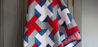 Patriotic Quilt Patterns New Quilt Patterns For Celebrating Patriotic Holidays AccuQuilt