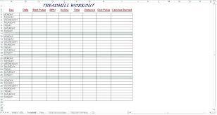 Workout Spreadsheet Template Workout Template Spreadsheet Best Photo
