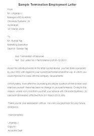 Sample End Of Service Letter For Employees From Member To Landlord