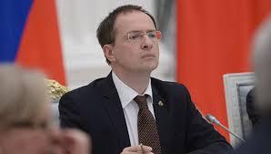 Мединский назвал ситуацию вокруг своей диссертации фантасмагорией   Министр культуры РФ Владимир Мединский Архивное фото