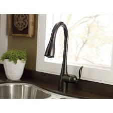 Moen Arbor Kitchen Faucet Moen 7594orb Arbor Oil Rubbed Bronze Pullout Spray Kitchen Faucets