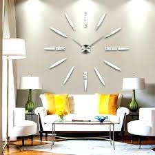 decoration large wall pictures for living room big clocks australia