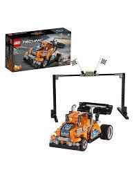 <b>Конструктор LEGO Technic</b> 42104 <b>Гоночный</b> грузовик ...