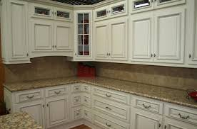 Kitchen Custom White Kitchen Cabinets Stone Wood Design Center