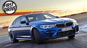 Coupe Series bmw m5 review : The 2018 BMW M5 Makes Peace In The War Between RWD And AWD