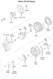 Delco remy alternator wiring diagram to download 4 wire stuning in