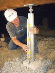 smartjack™ crawl space stabilizer adjustable floor joist support smartjack® installation