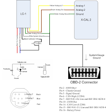 single lc 1 to xcal2 obd2 wiring diagram diagram wiring diagrams for diy car repairs obd2 wiring diagram at
