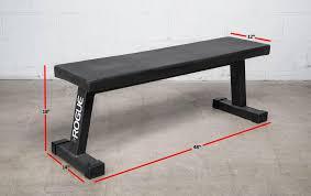 rogue flat utility bench 2 0 specs