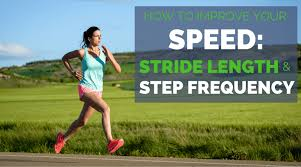 How To Improve Running Speed Step Frequency And Step Length