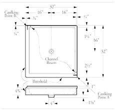 Standard shower dimensions Pan Shower Sizes Corner Shower Dimensions Corner Shower Dimensions Standard Shower Dimensions Base Sizes Corner Pan Receptor Shower Sizes Lostinplaceinfo Shower Sizes Small Shower Dimensions Small Shower Cubicle Sizes