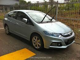 2012 Honda Insight Hybrid Facelifted in Malaysia |
