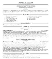 Police Resume Sample Resume Sample Lawless Resume Fire Captain ...