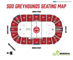 Colts Interactive Seating Chart Seating Chart Soo Greyhounds