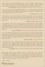 exploring catholic theology essays on god liturgy and  exploring catholic theology essays on god liturgy and evangelization robert barron charles chaput 9780801097508 com books