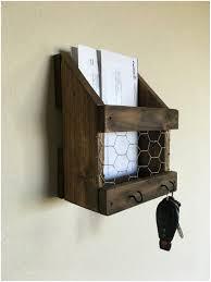 smashing key rack furniture design wall mount letter her wall mounted mail organizer key rack office wall organizer letter bin wood wall mount letter