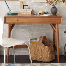 west elm office desk. Mid-Century Mini Desk - Acorn West Elm Office