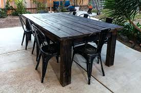 diy grill table outdoor table build outdoor grill table