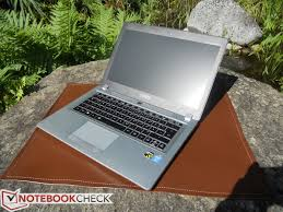 schenker c notebook review net reviews the notebook also looks good when it is opened from the right