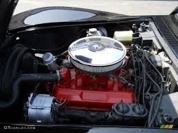 1968 Chevrolet Corvette Convertible 327 cid 350 HP OHV 16-Valve ...