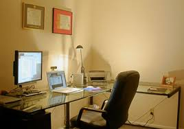setting up home office. tips to set up a home office setting